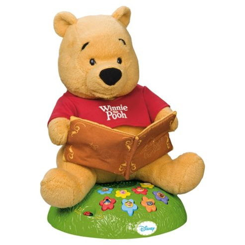 IMC Toys Winnie The Pooh Story Teller Soft Toy