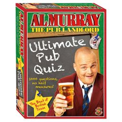 Al Murray'S Pub Quiz Board Game