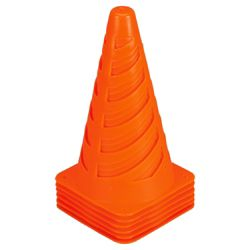 Activequipment Fluo Training Cone Set