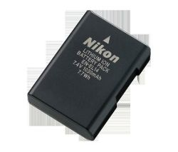 Nikon EN-EL14 Rechargeable Li-Ion Battery D5100 D3100 P7000 P7100