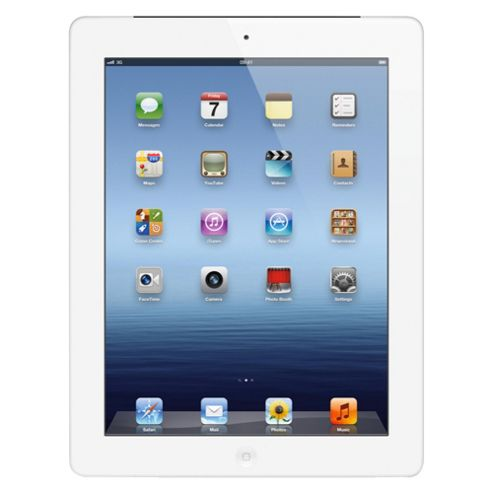 3rd Generation iPad Wi-Fi 4G 16GB White