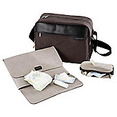 Little Lifestyles 360 Dad Changing Bag, Graphite