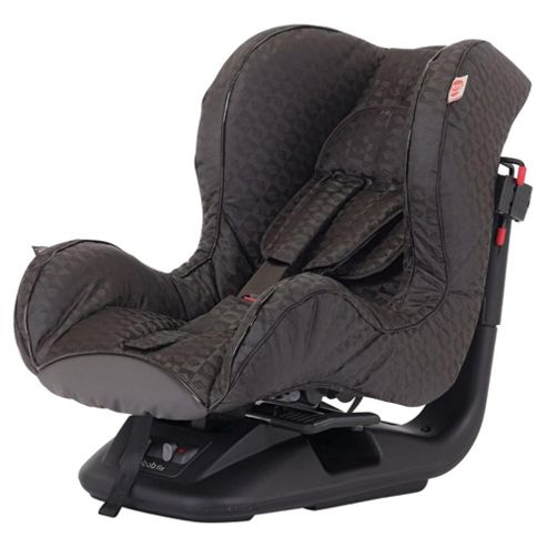 Bobobfix group 1 car seat Black Velvet