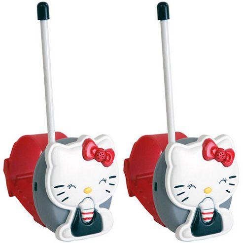 Hello Kitty Wrist Walkie Talkie