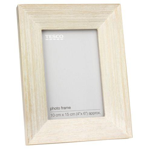 Tesco Champagne frame 4x6
