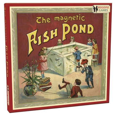 Bygone Games The Magnetic Fish Pond