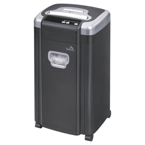 Fellowes Microshred MS-460CS Confetti Cut Shredder with 28 Litre Bin
