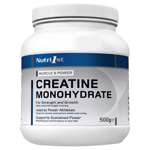 Nutri 1st Creatine Monohydrate 500g
