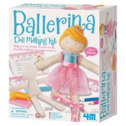 Doll Making Kit Ballerina