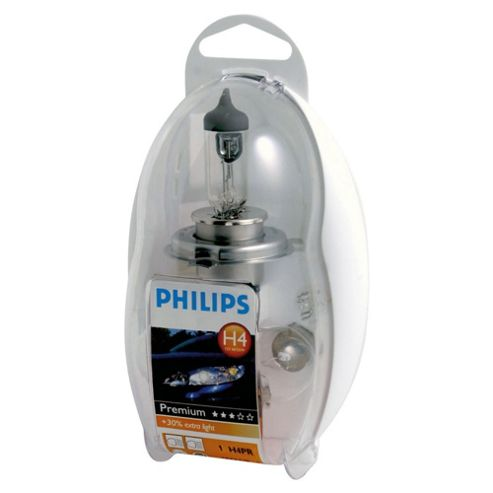 Philips H4 auto bulb kit