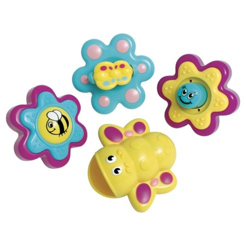WOW Toys Bella Butterfly Bath Toy