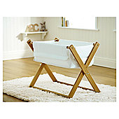 Saplings Katie Crib & Foam Mattress, Country