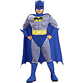 Batman Deluxe - Child Costume 8-10 years