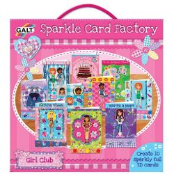 Galt - Sparkle Card Factory