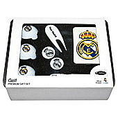 Real Madrid Premium Golf Tin Set