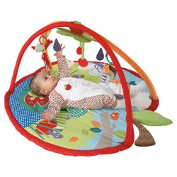 Mamas & Papas Apple Tree Baby Playmat & Play Gym