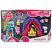 My Little Pony Rainbow Dashs Camping Trip