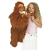 The Puppet Company Large Orangutan Puppet