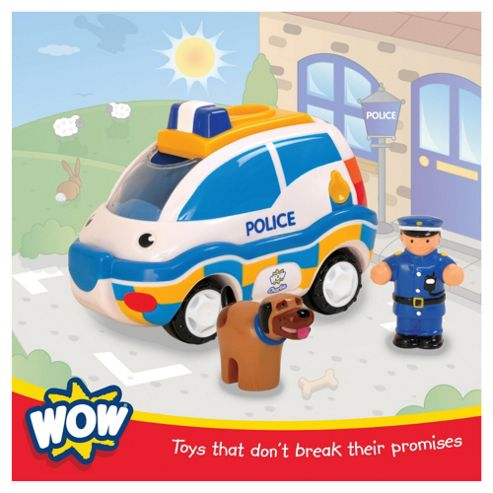 WOW Toys Police Chase Charlie Toy Vehicle