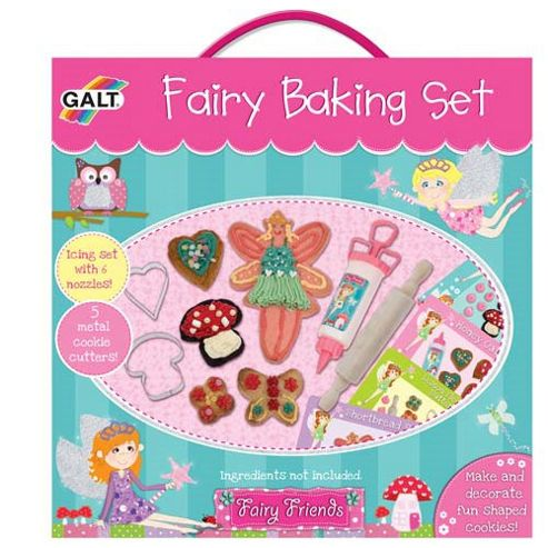 Fairy Friends Baking Set