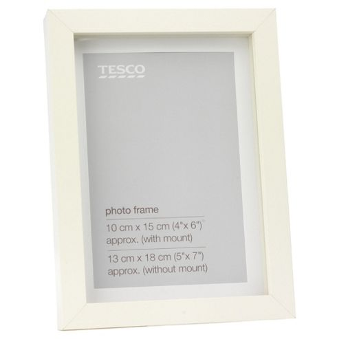 Tesco Cream Frame 5x7