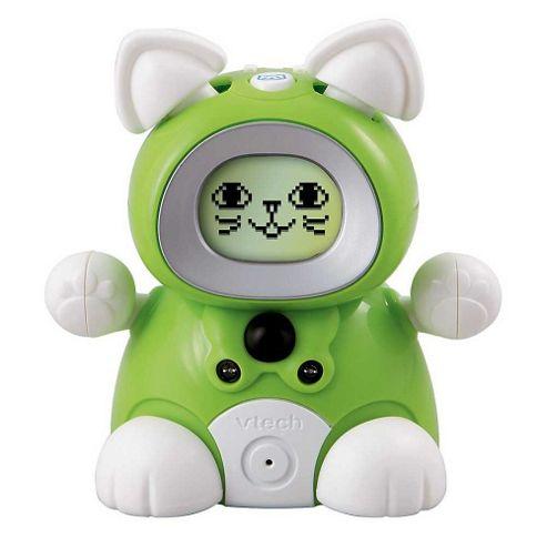 VTech Kidi Minis Green Kitten