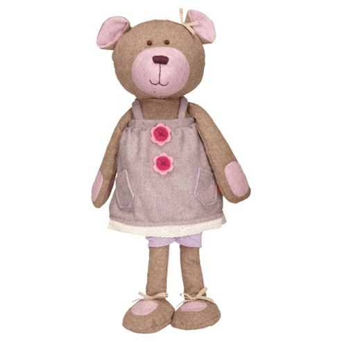Spook Luxe Little Pockets Bear Girl