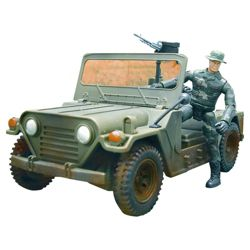 World Peacekeeper's Military Vehicle