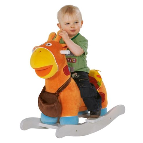 Mamas & Papas Babyplay George Giraffe Rocking Animal