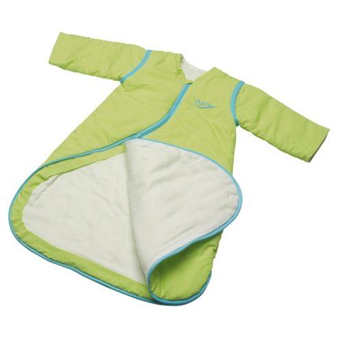 Purflo Baby 1 Tog Sleepsac, 3-9 Months,  Kiwi Green
