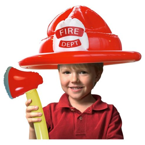 Kids Airhedz - Fireman Kit