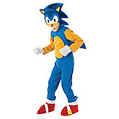 Sonic the Hedgehog - Child Costume 5-6 years