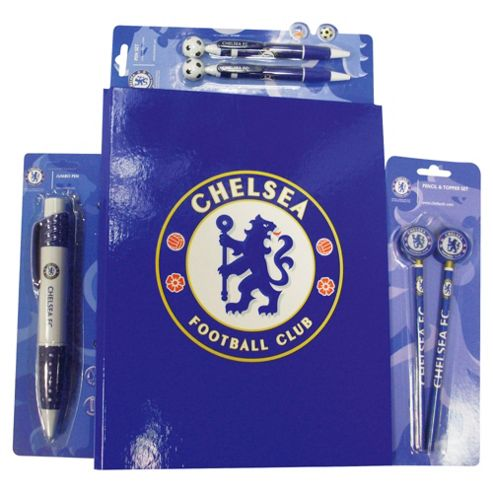 Chelsea football stationery set