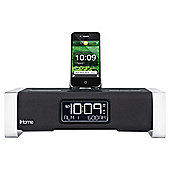 Ihome IA100 Radio Alarm Clock Speaker Dock for the new Apple Ipad and iPad 2