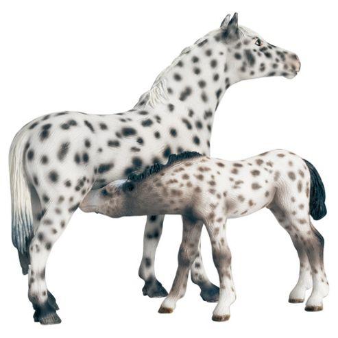 Schleich Knabstrupper Foal, Suckling