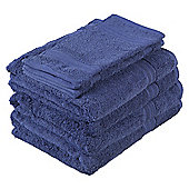 Tesco Towel Bale - Navy