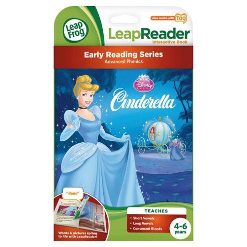LeapFrog LeapReader(tm) Early Reader Storybook Disney's Cinderella