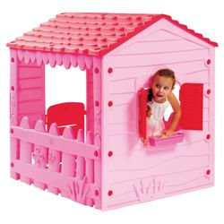 Starplast Pink Playhouse