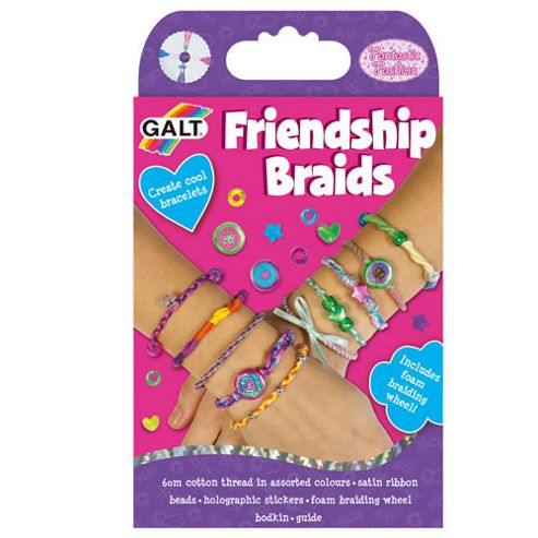Friendship Braids Activity Pack