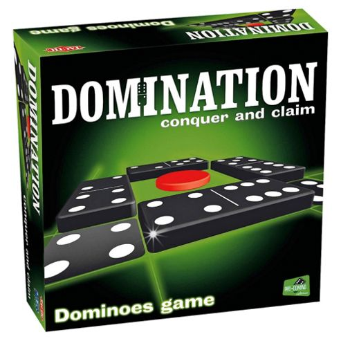 Tactic Domination Game