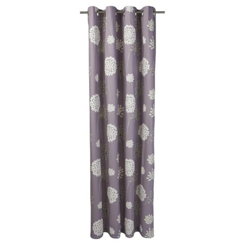 Meadow Print Eyelet Curtains W163xL229cm (64x90