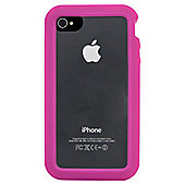 Tech21 1169 D3O Impact Band Case Apple iPhone 4 Pink