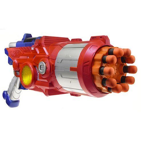Transformers Optimus Prime Cyber Blaster