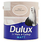 Dulux Matt Malt Chocolate 2.5l
