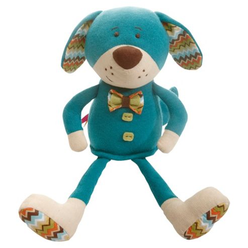 Bon Voyage Nono Dog Soft Toy - With Suitcase Box