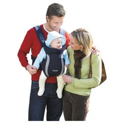 Tomy Freestyle Premier Plus Baby Carrier
