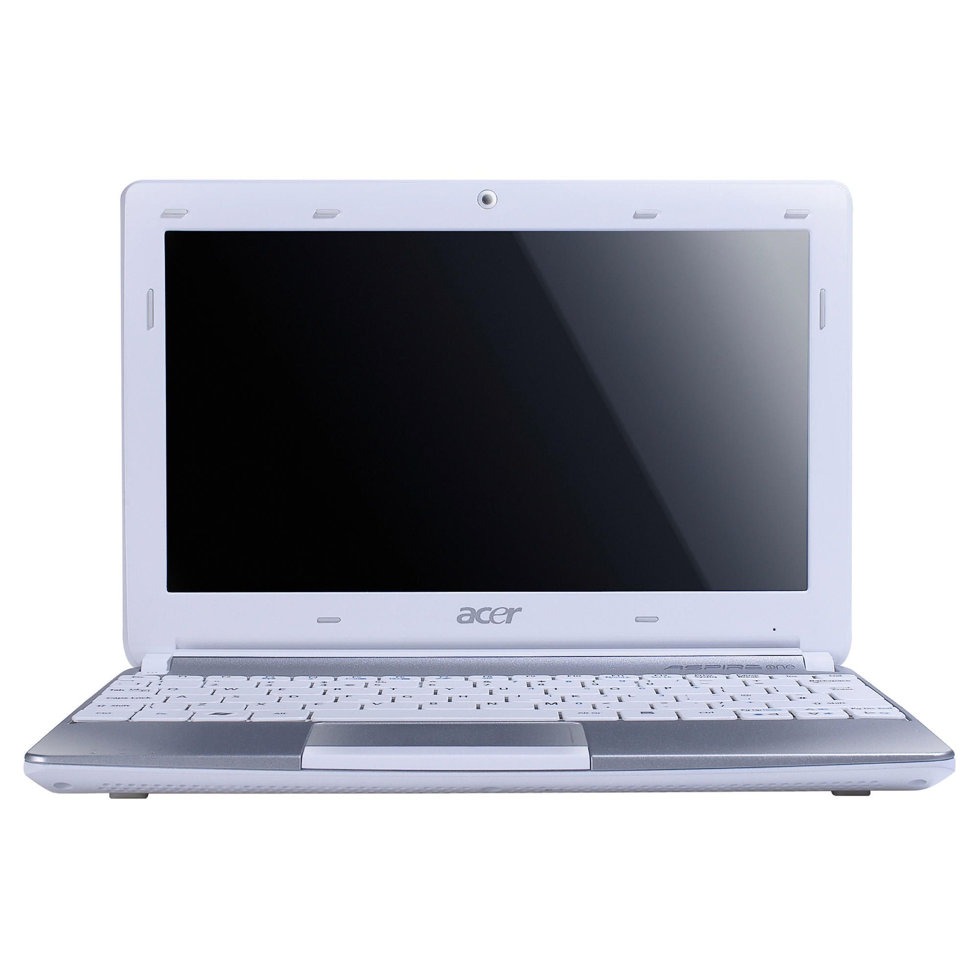 Acer Aspire One D257 Netbook (Intel Atom, 1GB, 250GB, 10.1'' Display) White at Tescos Direct