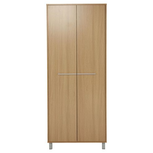 Riva Double Wardrobe, Oak-Effect