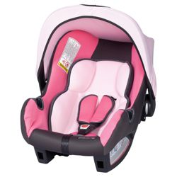 Nania Collection First & Plus Baby Ride Car Seat, Group 0 +, Beone SP Simple Candy