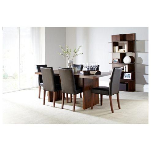 Torino 4-6 Seat Table Mango Effect